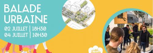 Visuel balade urbaine Maurepas juillet 2020