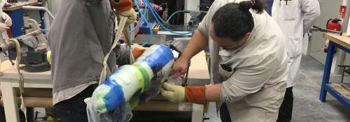 L'ADAPT installe ses ateliers à Maurepas